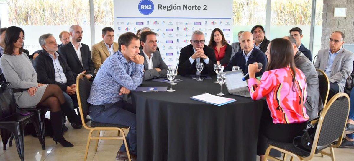 Región Norte 2: nueva reunión de intendentes con importantes anuncios en materia de salud, servicios públicos y Residuos Sólidos Urbanos