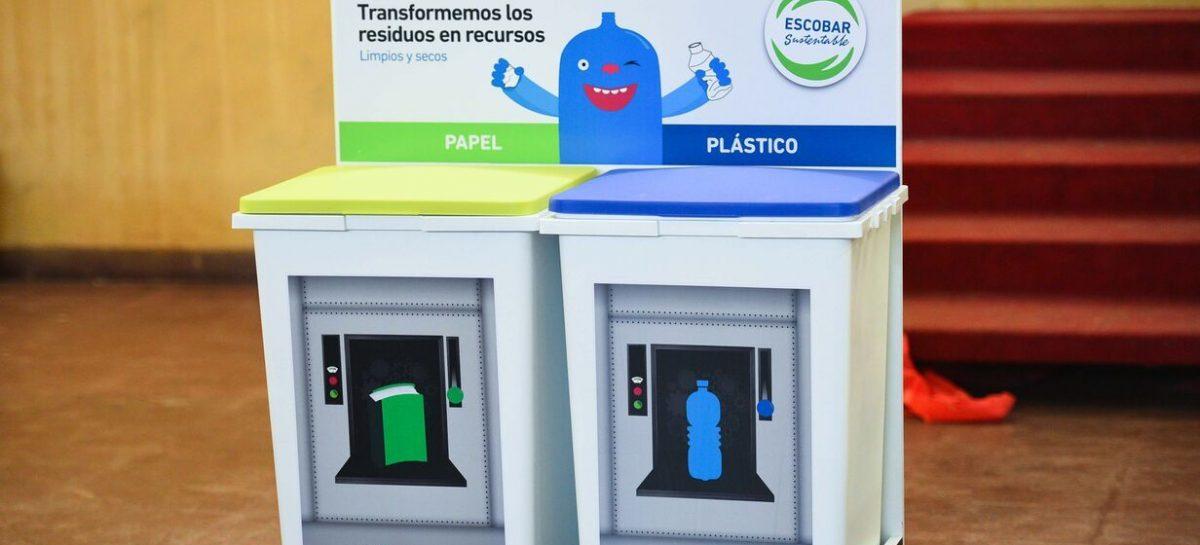 Escuelas por el Medio Ambiente: inscripción abierta al concurso de reciclado