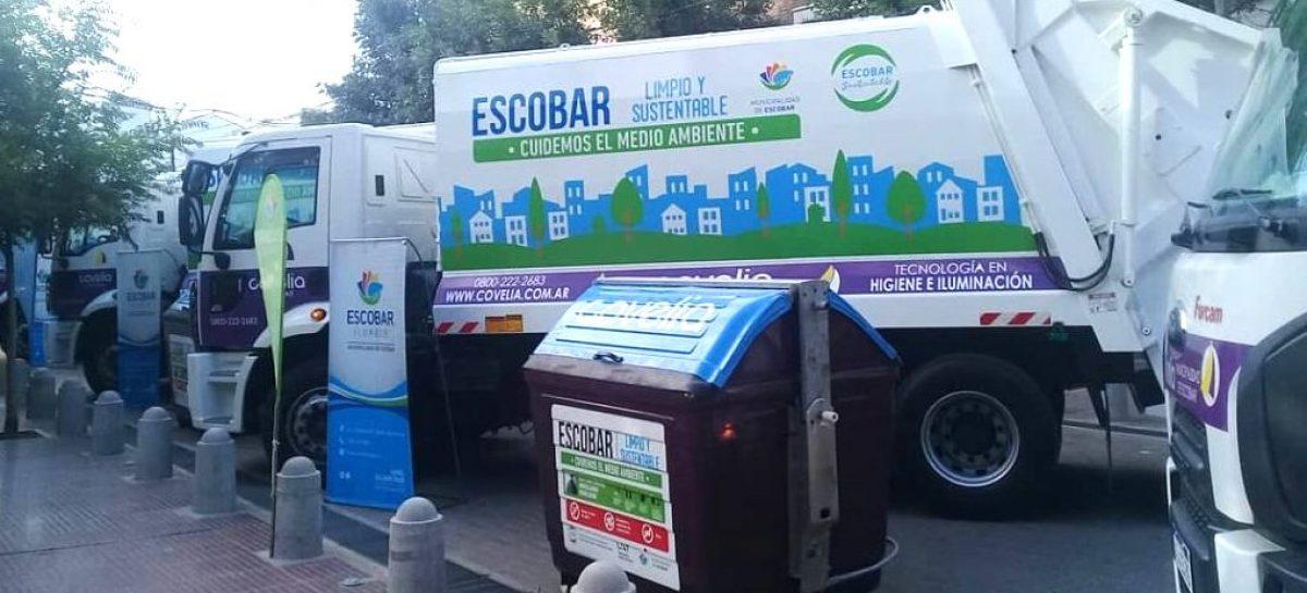 Comunicado del municipio referido a la recolección de residuos e higiene urbana