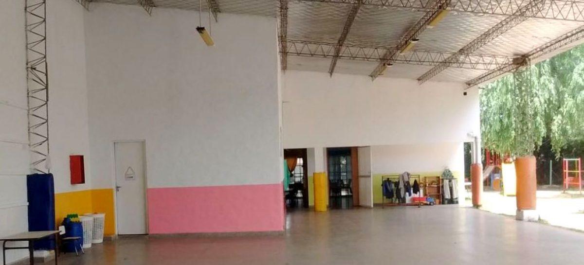 La Municipalidad de Escobar avanza con obras de infraestructura en escuelas del distrito