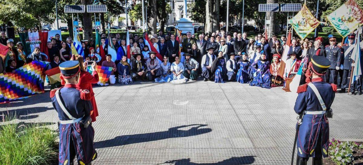 Más de 5 mil personas participaron del 4º Festival por el Día de la Identidad de los Pueblos