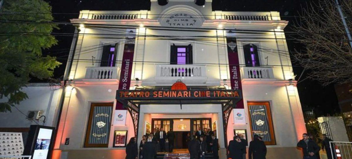 Cartelera de fin de semana en el Teatro Seminari Cine Italia: Tributo a Queen, Diana Gómez, Ismael Serrano y más