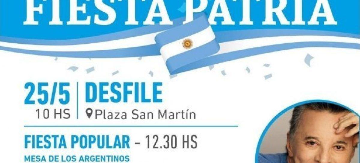 Actividades de este fin de semana en en el Teatro Seminari Cine Italia y Fiesta Patria en Escobar