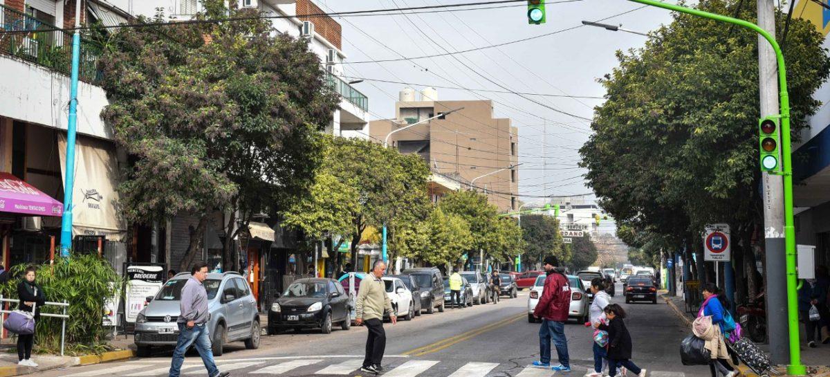 La Municipalidad de Escobar moderniza el sistema de semáforos del distrito