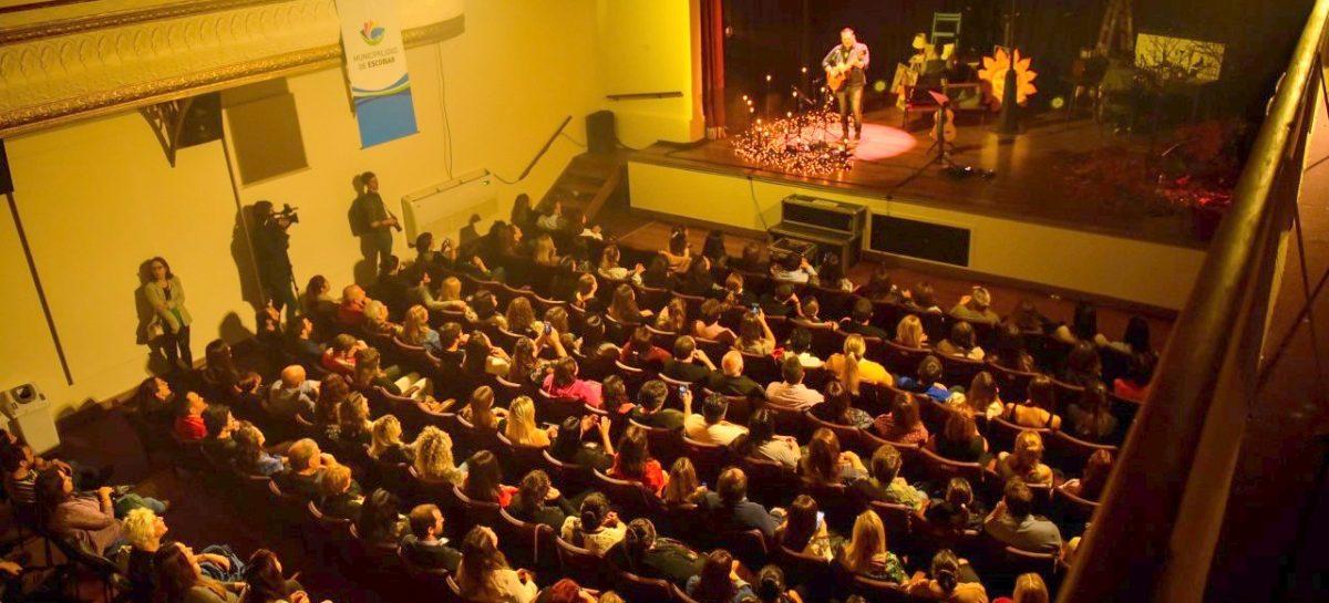 Un fin de semana a puro talento en el Teatro Seminari Cine Italia