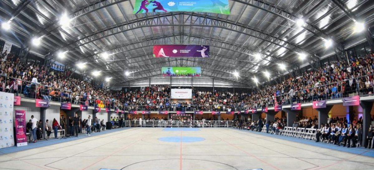 Boxeo: el Microestadio de Garín, sede de la pelea por el título latino de peso mediano