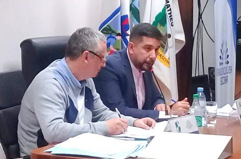 Presidida por el concejal Pablo Ramos, se llevó a cabo la Octava Sesión Ordinaria del Concejo Deliberante de Escobar