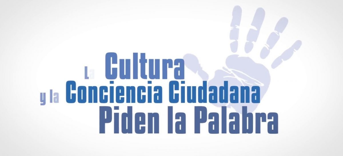 """""""La Cultura y la Conciencia Ciudadana Piden la Palabra"""" en el HCD de Escobar"""