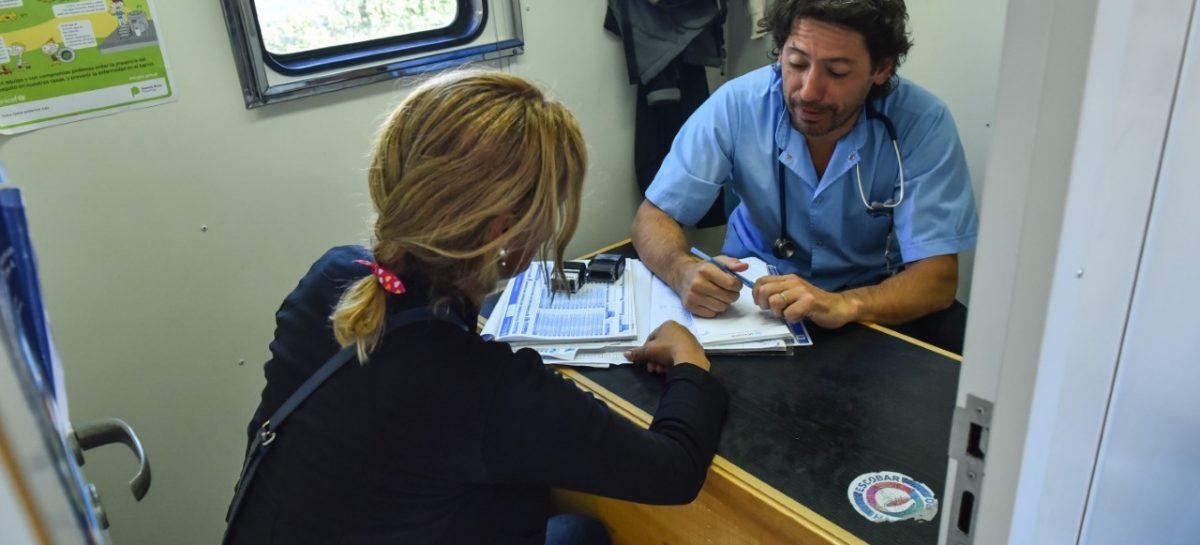 Operativos sanitarios municipales: la próxima semana habrá atención en Garín