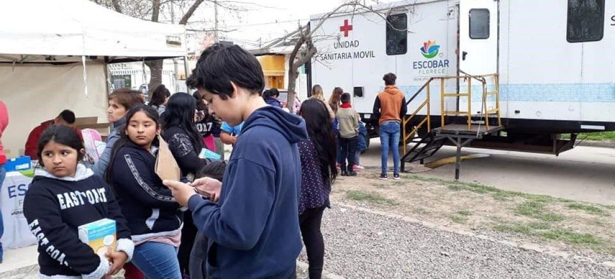 """La Municipalidad continuará con sus habituales operativos sanitarios en Belén de Escobar y con el programa """"Ver Para Hacer"""" en el Paseo del Paraná"""