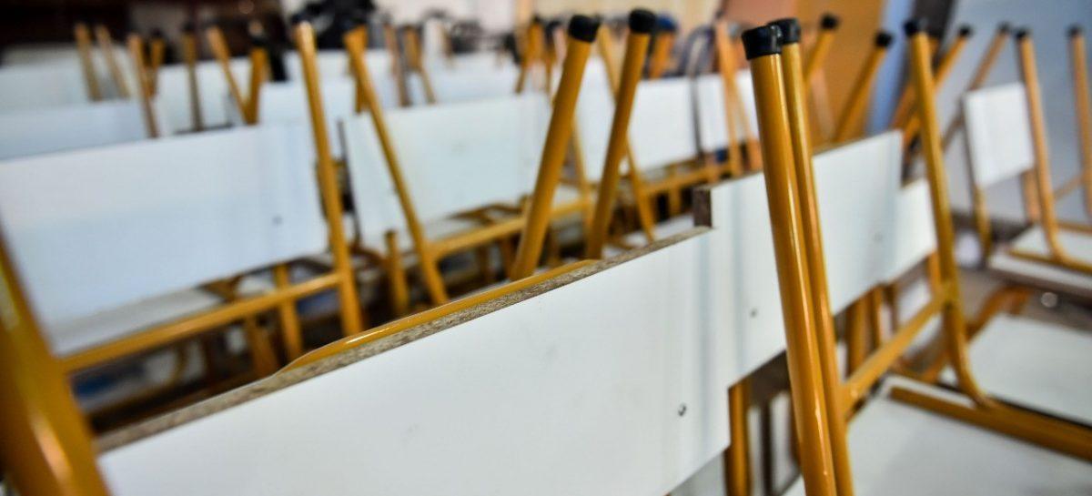 El Taller Municipal de Oficios que se encuentra en Matheu reparó mobiliario de escuelas primarias de Garín y Loma Verde