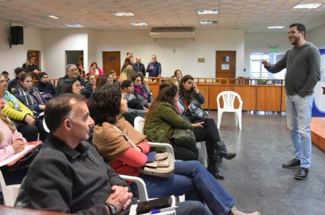 Nueva Jornada de Capacitación del INCaP en el HCD de Escobar