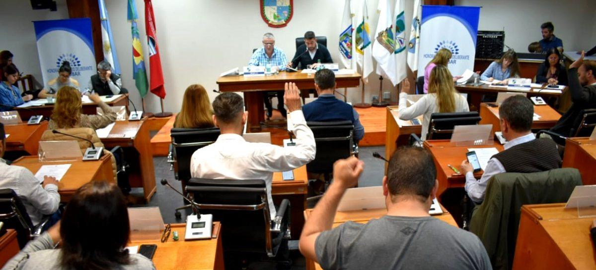 Presupuesto municipal: el HCD aprobó la ampliación de 148 millones de pesos para salud, pavimentación y obras de infraestructura