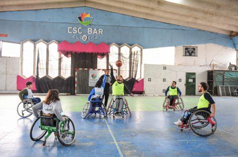 Deporte integrado: Escobar fue sede de la Liga Infanto Juvenil de básquet