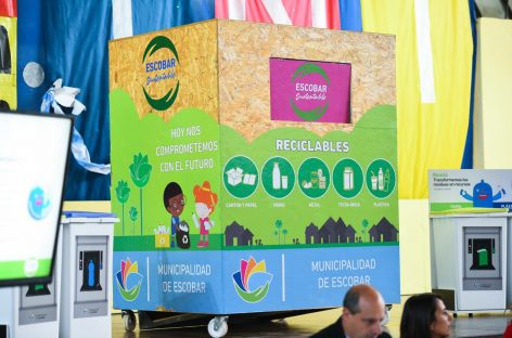 Escuelas por el Medio Ambiente: en julio se recolectaron más de 1.960 kilos de residuos sólidos urbanos