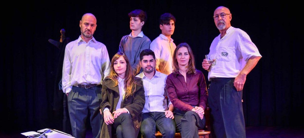 El flamante elenco del Teatro Seminari avanza con los ensayos de sus primeras dos obras