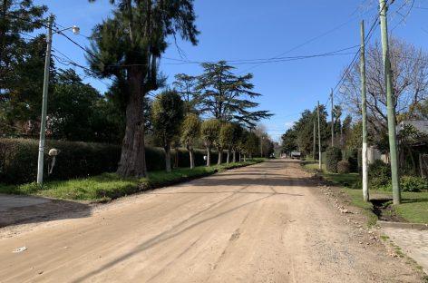 Presupuesto Participativo: la Municipalidad de Escobar realiza obras en distintos barrios de Matheu, Belén, Ingeniero Maschwitz y Loma Verde