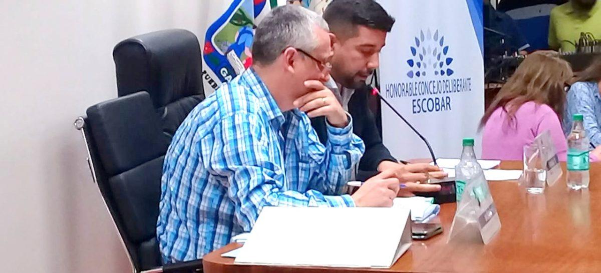 Los trabajadores del Concejo Deliberante de Escobar también percibirán un bono de diez mil pesos