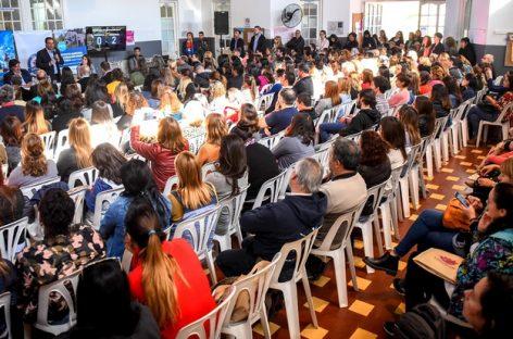 Se inauguró la Segunda Jornada de Educación de Escobar donde participaron más de 500 docentes y directivos