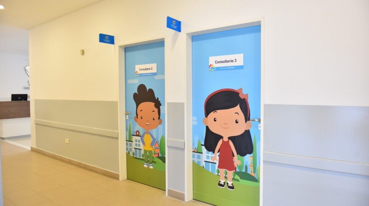 El Centro de Desarrollo Infantil Temprano de la Municipalidad de Escobar duplicó la cantidad de pacientes