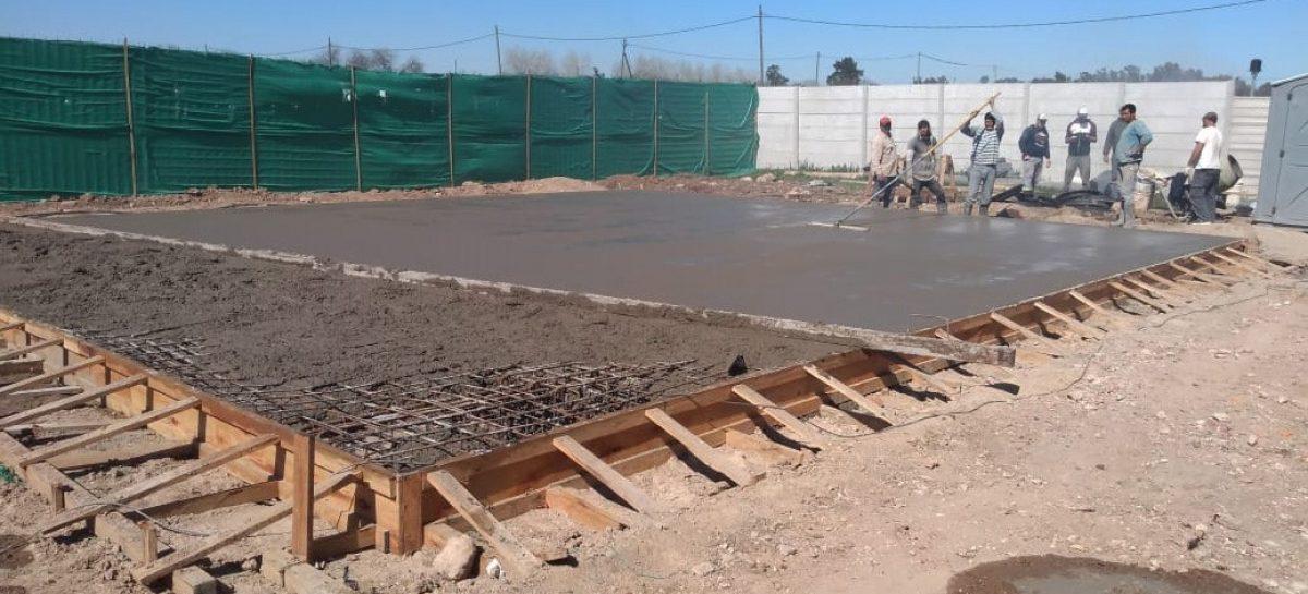 La Municipalidad de Escobar prosigue con los trabajos hidráulicos en distintos puntos del distrito