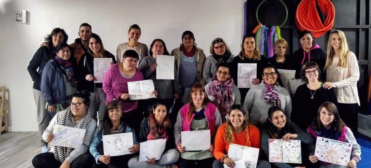 La Municipalidad de Escobar brinda un ciclo de capacitaciones para personal   de los Centros de Desarrollo Infantil
