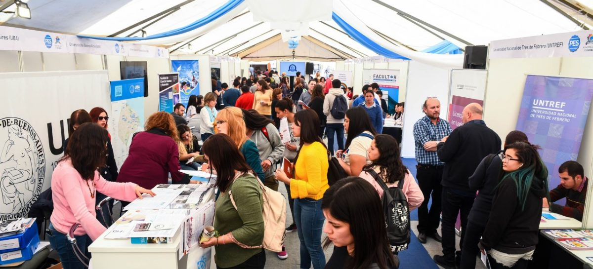 Más de 20.000 personas disfrutaron de la 4ª Feria del Libro en el partido de Escobar