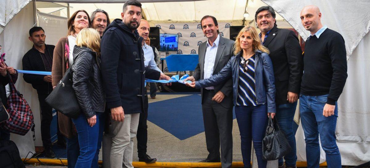 Con entrada libre y gratuita, la Municipalidad inauguró la 4ª Feria del Libro de Escobar