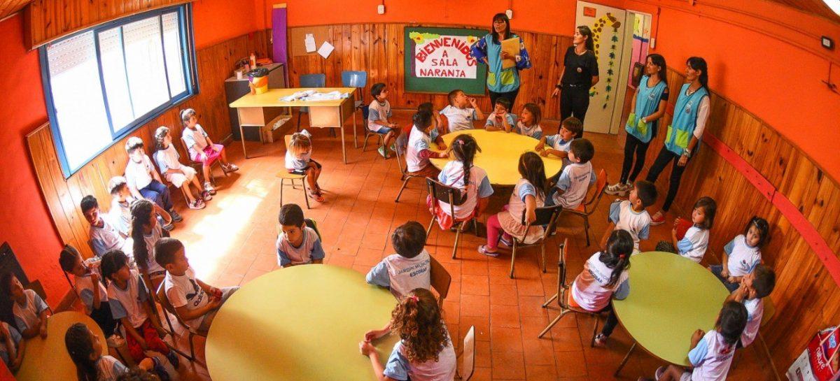 La semana próxima se abrirá la inscripción para los jardines de infantes municipales