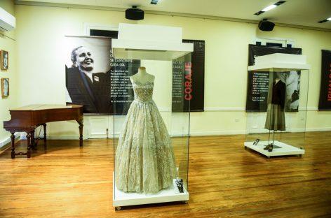 El Teatro Seminari presenta una muestra sobre la vida de Eva Perón