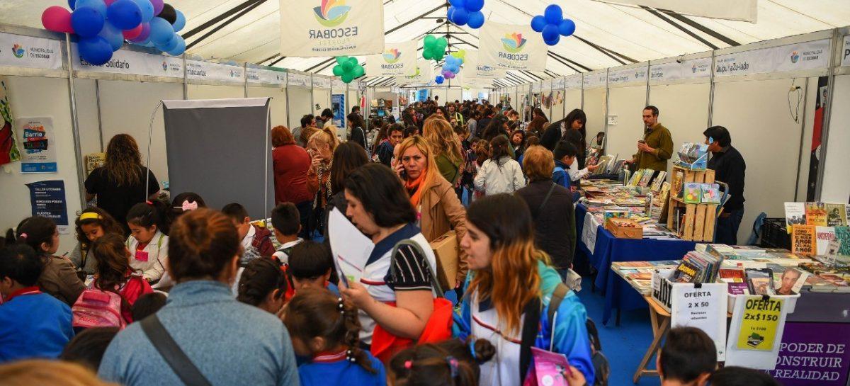 Comenzó la Semana de la Educación organizada por la Municipalidad de Escobar, con ferias, actividades culturales y jornadas de formación para toda la comunidad educativa