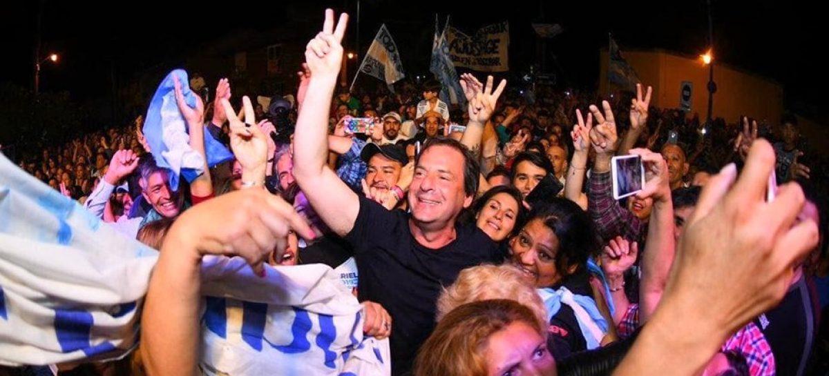 Por amplio margen, Sujarchuk fue reelecto como intendente del Partido de Escobar