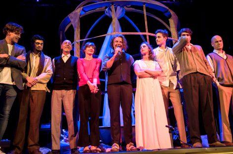 """Luego de su exitoso debut, el elenco del Teatro Seminari regresa con nuevas funciones de """"Mamá, te presento a mi novie"""" y """"Pizarnik: en el club de la serpiente"""""""