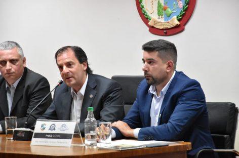 HCD Escobar: Tercera Sesión Especial del período 2019