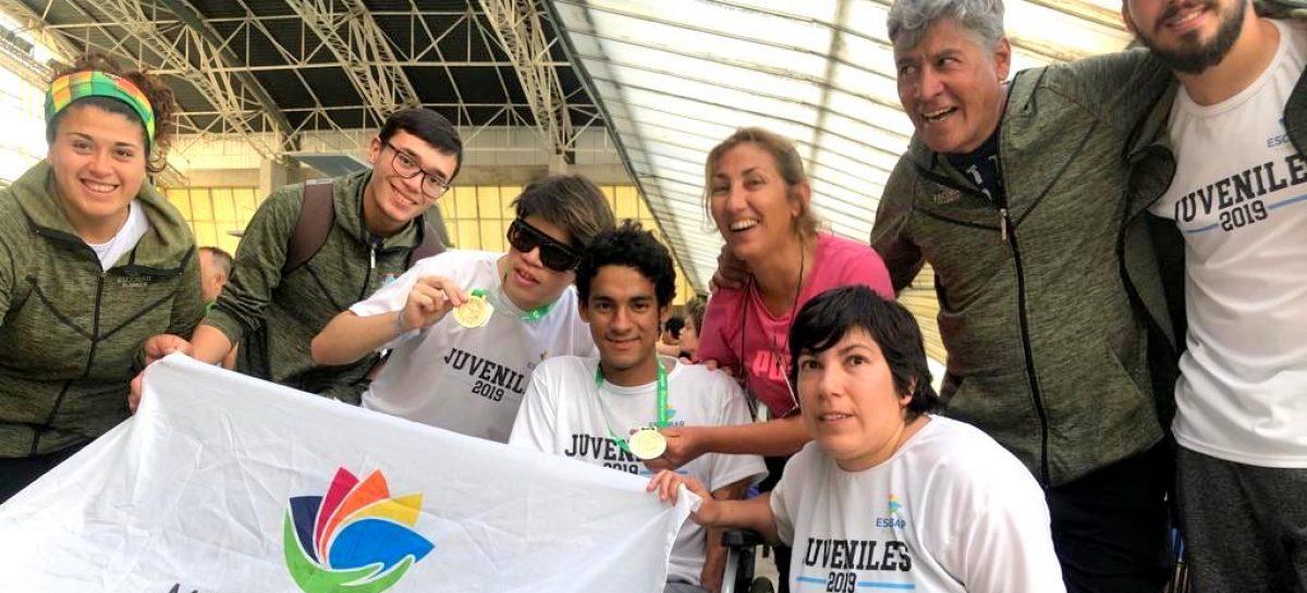 Juegos Bonaerenses 2019: la delegación del partido de Escobar ganó 19 medallas