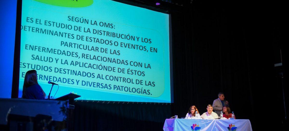 Más de 300 personas participaron de las charlas y exposiciones de la primera jornada de salud del partido de Escobar
