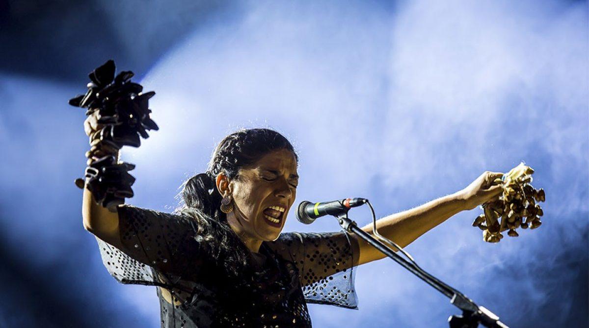 El Ciclo Identidad ofrece un concierto de Mariana Baraj a beneficio de Escobar Hambre Cero