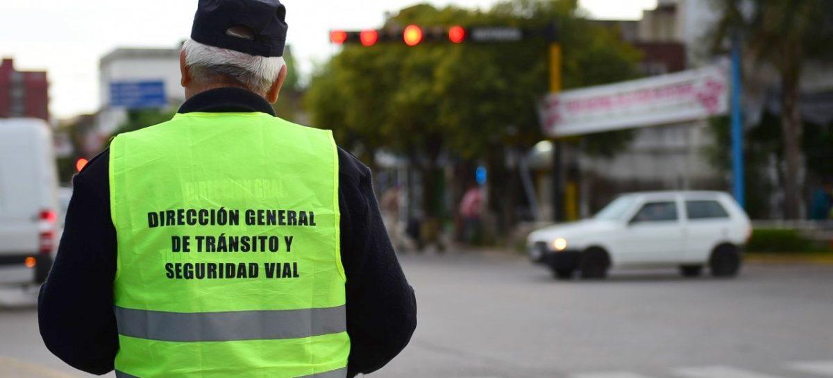 Agentes de tránsito participaron de una nueva jornada del programa de capacitación continua de la Municipalidad de Escobar