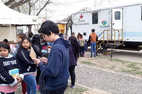 Esta semana llegan los operativos sanitarios de la Municipalidad al barrio La Chechela