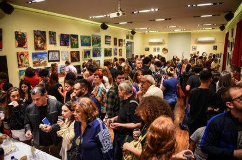 Más de 600 personas disfrutaron de la inauguración de la 5° edición de Arte & Inclusión