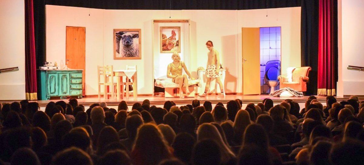 Más de 1000 espectadores ya disfrutaron de las obras del elenco del Teatro Seminari