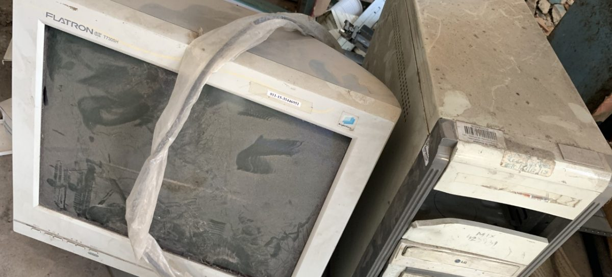 Escobar Sustentable: la Municipalidad incorpora puntos verdes para la recolección de residuos de aparatos eléctricos y electrónicos (RAEE)