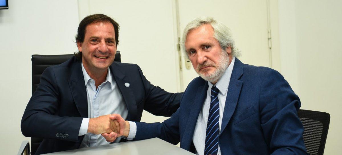 Se firmó un convenio histórico entre la Municipalidad de Escobar y el Ministerio Público de la Provincia de Buenos Aires para construir la futura sede del Polo Judicial