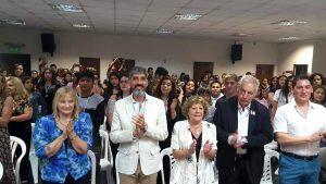 1  LUIS CARRANZA Y PRESIDENTES ROTARIOS DISTINGUEN ALUMNOS DE ESC SECUNDARIAS