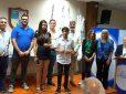 Alumnas y alumnos de escuelas secundarias de Escobar fueron distinguidos en el Concejo Deliberante