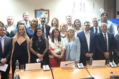 HCD Escobar: juraron los nuevos concejales y Luis Carranza fue electo presidente del Honorable Cuerpo