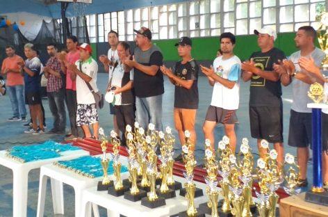 Más de 850 chicos, chicas, jóvenes y adultas participaron de la sexta edición de la Liga Comunitaria de Fútbol organizada por la Municipalidad