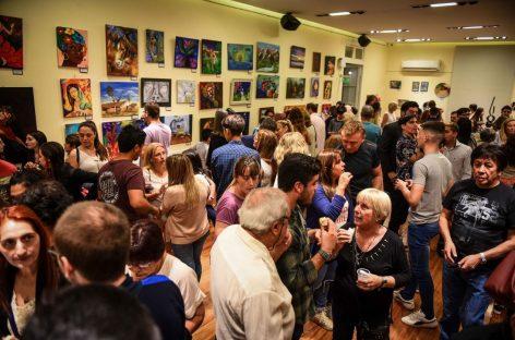 La 5ª edición de la Exposición Regional Arte & Inclusión fue visitada por unas 1.000 personas