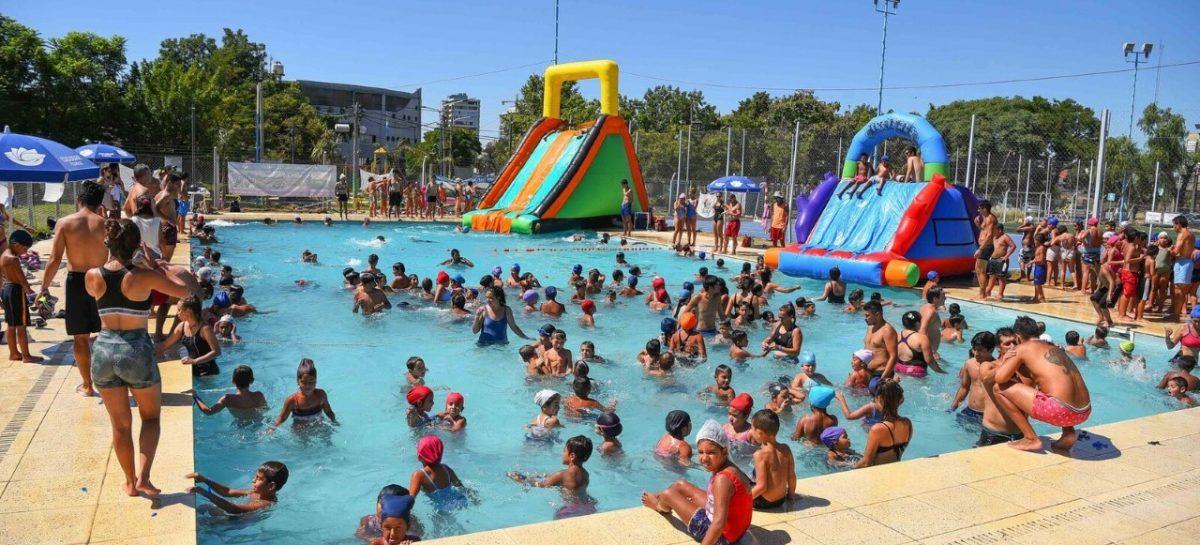 Más de 3 mil chicos y chicas del distrito se inscribieron en la 5ª Colonia de Verano de la Municipalidad