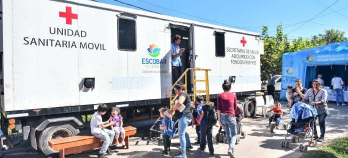 El municipio continuará con los operativos sanitarios y el programa oftalmológico en los barrios Doña Justa y Lambaré